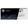 Original HP 508X Black High Capacity Toner Cartridge (CF360X)