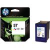 Original HP 57 Colour High Capacity Ink Cartridge (C6657AE)