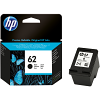 Original HP 62 Black Ink Cartridge (C2P04AE)