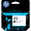 Original HP 711BK Black High Capacity Ink Cartridge (CZ133A)