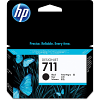 Original HP 711BK Black Ink Cartridge (CZ129A)