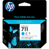 Original HP 711C Cyan Triple Pack Ink Cartridges (CZ134A)