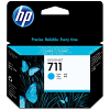 Original HP 711C Cyan Ink Cartridge (CZ130A)