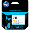 Original HP 711Y Yellow Triple Pack Ink Cartridges (CZ136A)