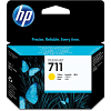 Original HP 711Y Yellow Ink Cartridge (CZ132A)