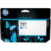 Original HP 727 Cyan High Capacity Ink Cartridge (B3P19A)
