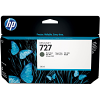 Original HP 727 Matte Black High Capacity Ink Cartridge (B3P22A)