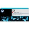 Original HP 771 Chromatic Red Ink Cartridge (B6Y08A)