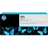Original HP 771 Light Cyan Ink Cartridge (B6Y12A)
