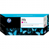 Original HP 772 Magenta Ink Cartridge (CN629A)