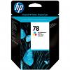 Original HP 78 Colour Ink Cartridge (C6578DE)