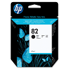Original HP 82 Black High Capacity Ink Cartridge (CH565A)