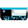 Original HP 91 Cyan Ink Cartridge (C9467A)