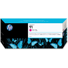 Original HP 91 Magenta Ink Cartridge (C9468A)
