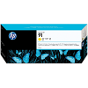 Original HP 91 Yellow Ink Cartridge (C9469A)