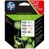 Original HP 920XL CMYK Multipack Ink Cartridges (C2N92AE)
