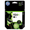 Original HP 934XL Black High Capacity Ink Cartridge (C2P23AE)