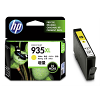 Original HP 935XL Yellow High Capacity Ink Cartridge (C2P26AE)