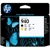Original HP 940 Black & Yellow Print Head (C4900A)