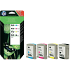 Original HP 940XL CMYK Multipack High Capacity Ink Cartridges (C2N93AE)