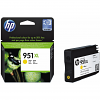 Original HP 951XL Yellow High Capacity Ink Cartridge (CN048AE)
