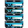 Original HP 970 / 971 CMYK Multipack Ink Cartridges (CN621AE / CN622AE / CN623AE / CN624AE)