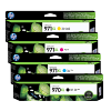 Original HP 970XL / 971XL CMYK Multipack High Capacity Ink Cartridges (CN628AE / CN625AE / CN626AE / CN627AE)