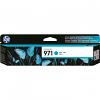 Original HP 971 Cyan Ink Cartridge (CN622AE)