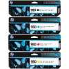 Original HP 980 CMYK Multipack Ink Cartridges (D8J10A / D8J09A / D8J08A / D8J07A)
