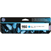 Original HP 980 Cyan Ink Cartridge (D8J07A)