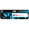 Original HP 980 Magenta Ink Cartridge (D8J08A)