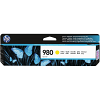 Original HP 980 Yellow Ink Cartridge (D8J09A)