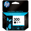 Original HP 300 Black Ink Cartridge (CC640EE)