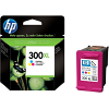 Original HP 300XL Colour High Capacity Ink Cartridge (CC644EE)