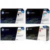 Original HP 645A CMYK Multipack Toner Cartridges (C9730A/ C9731A/ C9732A/ C9733A)