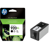Original HP 920XL Black High Capacity Ink Cartridge (CD975AE)