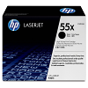 Original HP 55X Black High Capacity Toner Cartridge (CE255X)