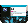 Original HP 80 Magenta High Capacity Ink Cartridge (C4847A)