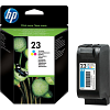 Original HP 23 Colour Ink Cartridge (C1823DE)
