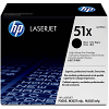 Original HP 51X Black High Capacity Toner Cartridge (Q7551X)