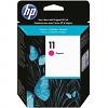 Original HP 11 Magenta Ink Cartridge (C4837AE)