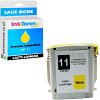 Compatible HP 11 Yellow Ink Cartridge (C4838AE)