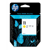 Original HP 11 Yellow Ink Cartridge (C4838AE)