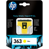 Original HP 363 Yellow Ink Cartridge (C8773EE)