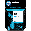Original HP 82 Cyan High Capacity Ink Cartridge (C4911A)