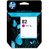 Original HP 82 Magenta High Capacity Ink Cartridge (C4912A)