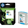 Original HP 88XL Cyan High Capacity Ink Cartridge (C9391AE)