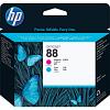 Original HP 88 Magenta & Cyan Printhead (C9382A)
