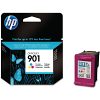 Original HP 901 Colour Ink Cartridge (CC656A-UUS)