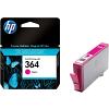 Original HP 364 Magenta Ink Cartridge (CB319EE)